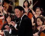 Buổi hòa nhạc quốc tế đầu tiên của nhạc trưởng Lê Phi Phi sau khi khỏi COVID-19