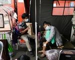 Siem Reap thành điểm nóng của Campuchia, ổ dịch ngay tại chợ