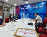Công ty Giải pháp Kỹ thuật Việt ủng hộ 1 triệu yen Nhật để