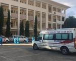 TP.HCM: Bệnh viện dã chiến 1.000 giường điều trị COVID-19 đi vào hoạt động