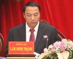 Ông Lâm Minh Thành tái đắc cử chủ tịch UBND tỉnh Kiên Giang