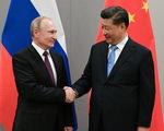 Nga - Trung Quốc gia hạn hiệp ước hữu nghị 20 năm, lên