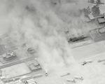 Lực lượng Mỹ tại Syria bị nã rocket