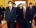 Vun đắp quan hệ đặc biệt Việt - Lào