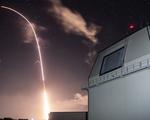Tàu hải quân Nga neo sát vùng biển Mỹ theo dõi vụ bắn tên lửa bí mật