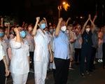 310 sinh viên Đại học Kỹ thuật y tế Hải Dương tình nguyện hỗ trợ TP.HCM chống dịch