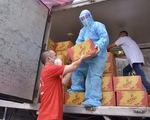 Bắc Giang hỗ trợ 100% tiền ăn cho công nhân mắc COVID-19