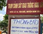 Bình Thuận tạm dừng xử lý vi phạm giao thông đối với người ở TP.HCM