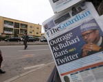 Bị xóa bài đăng, tổng thống Nigeria cấm luôn Twitter
