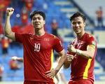 Chủ tịch nước Nguyễn Xuân Phúc chúc mừng chiến thắng của đội tuyển Việt Nam