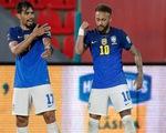 Neymar tỏa sáng giúp Brazil thắng tuyệt đối ở vòng loại World Cup 2022