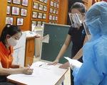 Hà Nội diễn tập các tình huống chuẩn bị cho 93.000 thí sinh thi vào lớp 10