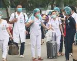Nghệ An xuất quân chi viện Hà Tĩnh chống dịch COVID-19