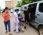 Đội xe cấp cứu '0 đồng' chở bệnh nhân về quê miễn phí