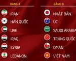 Trực tuyến: Việt Nam gặp Trung Quốc, Nhật Bản ở vòng loại cuối cùng World Cup 2022