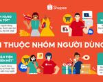 Shopee công bố 4 nhóm khách hàng thường xuyên mua sắm trực tuyến