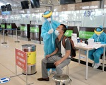 Sân bay Nội Bài cung cấp dịch vụ xét nghiệm COVID-19 cho khách đi máy bay