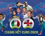 So sánh tương quan sức mạnh giữa Ý và Anh trước trận chung kết Euro 2020