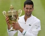 Vô địch Wimbledon, Djokovic đuổi kịp kỷ lục của Federer và Nadal