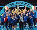 Đánh bại Anh trên chấm luân lưu, Ý vô địch Euro 2020