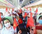 39 y bác sĩ ở Quảng Nam tăng cường hỗ trợ TP.HCM chống dịch