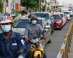 Gò Vấp kêu gọi dân hạn chế ra đường để tránh ùn ứ