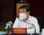 Chủ tịch UBND TP.HCM Nguyễn Thành Phong: 'Tuyệt đối không để bà con thiếu đói