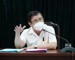 Chủ tịch TP.HCM Nguyễn Thành Phong: Gò Vấp không nên xét nghiệm kiểu