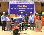 Điện lực Quảng Nam hỗ trợ xây nhà tình thương cho người nghèo vùng cao