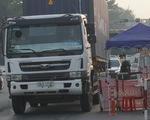 TP.HCM: hơn 53.438 giấy nhận diện có mã QR đã được cấp cho xe chở hàng