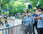 Dịch COVID-19 ngày 18-7: Hà Nội thêm 12 ca mới, Lâm Đồng tiêm vắc xin cho tài xế đường dài