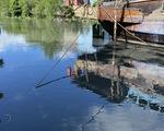 Nhiều dòng kênh tại trung tâm TP Sóc Trăng bị ô nhiễm