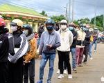 Hàng ngàn người ở Đồng Nai, Bình Dương, TP.HCM đang đổ về Tây Nguyên