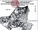 TP Thủ Đức phong tỏa thêm hai phường Tăng Nhơn Phú B và Long Trường