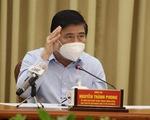 Chủ tịch Nguyễn Thành Phong gửi thư đến người dân TP.HCM: 8 giải pháp hiệu quả để chống dịch