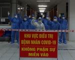 Miền Tây khẩn trương tăng cường bệnh viện dã chiến