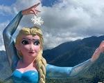 Công chúa Elsa ở Sa Pa bị