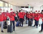 Đoàn thể thao Việt Nam âm tính với COVID-19, đã được nhập làng vận động viên tại Olympic Tokyo
