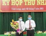 Chủ tịch HĐND và chủ tịch UBND tỉnh Vĩnh Long tái đắc cử