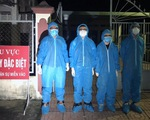 Dân báo công an, tạm giữ 4 người Trung Quốc nhập cảnh trái phép