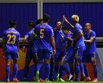 Viettel thua nhà vô địch Thái Lan 0-2 ở AFC Champions League