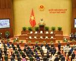 Ủy ban Thường vụ Quốc hội khóa XV có 4 nhân sự mới