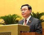 Đề cử ông Vương Đình Huệ tái cử Chủ tịch Quốc hội khóa XV