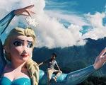 Tác giả tượng Nữ hoàng băng giá Elsa gửi tâm thư, sẽ sửa tay to, mắt dữ