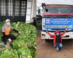 Hơn 100 tấn rau, trái đặc sản Tây Nguyên tiếp tế cho TP.HCM