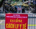 3 người từ TP.HCM về Thái Nguyên khai báo y tế xong trốn đi Hà Nội để