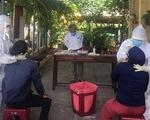Từ nay đến 12h ngày 22-7, không để người dân từ Đà Nẵng vào Quảng Nam