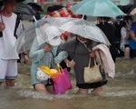 12 người thiệt mạng vì mưa lũ ở Trung Quốc