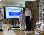 Họa sĩ nhí Xèo Chu góp 2,9 tỉ đồng hỗ trợ chống dịch COVID-19