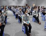Gần 300 tình nguyện viên các tôn giáo tỏa về các bệnh viện điều trị COVID-19